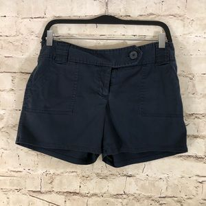 The limited drew fit navy shorts size 6